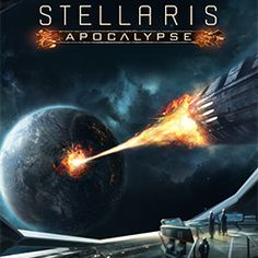 Stellaris: Apocalypse is a new full expansion for Paradox Development Studio's iconic sci-fi grand strategy game, which redefines stellar warfare for all players with a host of new offensive and defensive options. Space Pirate, Dress Cake, Strategy Games, Paradox, Warfare, The Expanse, Awesome Stuff, Apocalypse, Transformers