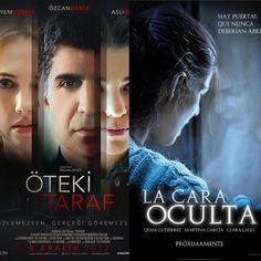 Solda Özcan Denizin vizyona girecek filmi sağda da orjinali. La Cara Oculta The Hidden Face adıyla Abd de Öteki Taraf adıyla da ülkemizde gösterime girmişti.  Konusuna değinecek olursam bir orkestra şefinin(Quim Gutierrez) kız arkadaşı birdenbire ortadan kaybolur. Fakat kaybolan kadın hayat arkadaşına o kadar da uzak değildir.Erkek arkadaşı Adrianı aşırı kıskanan Fabiana (Martina Garcia) Adrianın onsuz bir hayata nasıl katlanacağını ölçmek için Adrianın bile bilmediği gardolabın arkasındaki…