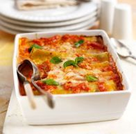 Receita: Cannelloni com cogumelos - SAPO Sabores