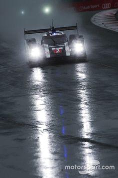 Romain Dumas, Neel Jani, Marc Lieb, #02 Porsche Team Porsche 919 Hybrid