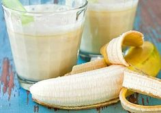 Try This Banana Milk and Burn Stomach Fat Extremely Fast
