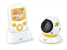 JBY 103 - Babyphone com vídeo #beurer