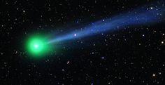 "NASA | 7 FEB 2013 - ""La NASA mostró imágenes del ""Cometa del Siglo"", que será visible a finales de año"". (IPITIMES.COM® /FUENTE: E-CONSULTA)."