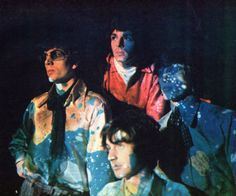 """psychedelic-sixties: """" Pink Floyd by Andrew Whittuck """""""