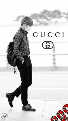 Gucci Tae || wallpaper ♡