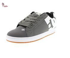 DC Spartan High WC M Shoe 001, Sneakers Hautes Homme - Noir (Black 1), 40 EU