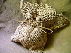 20 Free Crochet Pineapple Patterns: Pineapple Top Crochet Bag Free Pattern from Crochetology by Fatima