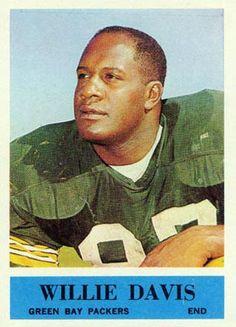 #1 LDE #5 1960 1969 Willie Davis - 1964 Philadelphia #72