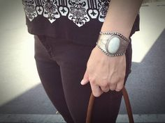 Add this gorgeous bracelet to your accessories collection for ONLY $7 - Find it at #PlatosTucson! #LoveIt