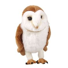 Universal Wizarding World of HARRY POTTER BROWN BARN OWL PLUSH! $26.95