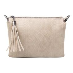 Señora Trio clutch bolso bandolera crossover pochette serpientes-Optik Bag EUREnd Date: It Now for only: US Crossover, Crochet Clutch Bags, Ladies Dress Design, Hobo Bag, Evening Bags, Crocodile, Taupe, Jewelery, Snakes