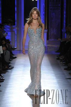 "Zuhair Murad - Alta moda - ""Casino fever"", Primavera-Estate 2012 - http://it.flip-zone.com/fashion/couture-1/fashion-houses/zuhair-murad-2505"