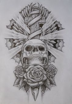 skull and crossbones tattoo for women | Skull And Crossbones Tattoos Designs Meaning Leaftattoo Com - VanuAx ...