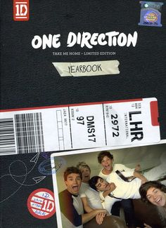 Asian Yearbook edition includes four post cards of the band's Asian fans. This is the Yearbook Edition in A5 book format featuring the audio CD with all 11 tracks from the standard CD plus six bonus t