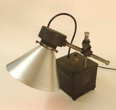 Antique Generator Table Lamp Desk Lamps
