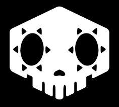 Hacker Logo Sombra Overwatch Wallpaper Ki Pinterest Overwatch Wallpapers Overwatch And Logos