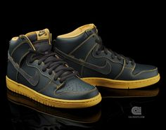 nike dunks high