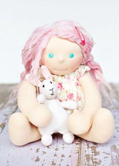 Another cute waldorf doll