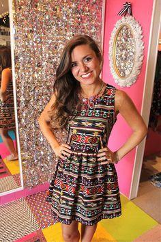 Malinalli Aztec Dress