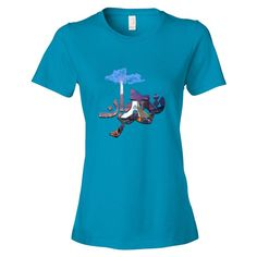Women's short sleeve t-shirt - Tehran
