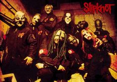 Slipknot is an American heavy metal band from Des Moines, Iowa. Formed in 1995, the group was founded by percussionist Shawn Crahan and bassist Paul Gray.