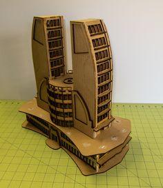 10mm MDF Building Kits