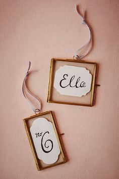 Hanging Glass Frames (4) in Décor View All Décor at BHLDN. Want the square frames!!!
