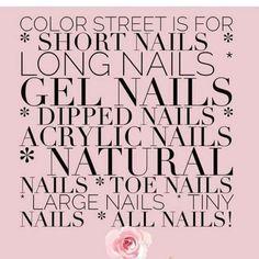 Street Game, Dipped Nails, Mystery Hostess, Street Marketing, Color Street Nails, Christmas Nail Art, Short Nails, Natural Nails, Toe Nails