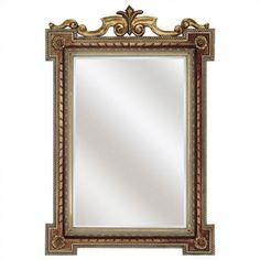Paragon Rectangle Golden Grandeur Mirror