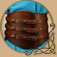 Costume - Leather Belt Gladiator
