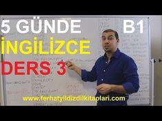 5 GÜNDE B1 İNGİLİZCE DERS 3 (İNGİLİZCE ÖĞRENİYORUM) - YouTube