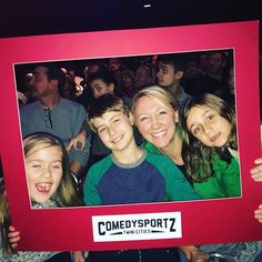 Friday night with these kidlets. #csztc @azimney