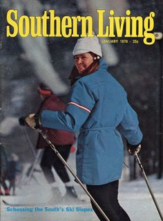 January 1970 | Schussing the South's Ski Slopes
