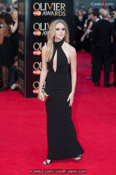 Olivier Awards 2014 held at the Royal Opera House pictures Diana Vickers, Celebrity Red Carpet, Music Awards, Opera House, Stretches, Photo Galleries, Blood, Hairstyles, Events