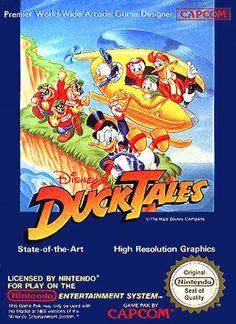 nintendo duck tales adventure - Buscar con Google