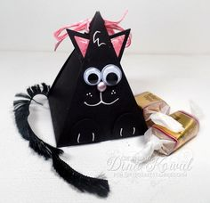 Crazy Kitty Box by dini - Cards and Paper Crafts at Splitcoaststampers
