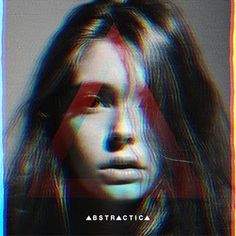 Ethereal | ▲ B S T R ▲ C T I C ▲ | CD cover | Art direction: The Supernatural (2011)