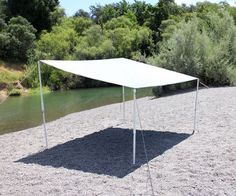 Picture of Easy Portable Beach Shelter
