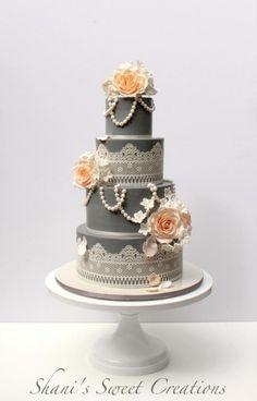 Birthday cakes for girls by Alena Vearginia Nova Cakes Cake