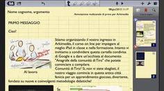 Notability. Scrittura integrata e PDF in Didattica multicanale con iPad. Filmati tutti speciali on Vimeo