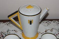 SHELLEY ART DECO COFFEE POT ONLY | eBay