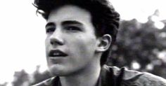 12 Pictures of Young Ben Affleck
