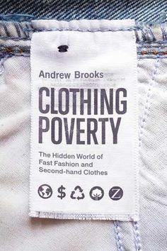 A wide-ranging examination of garment recycling should whet the appetite of readers for more research on the subject