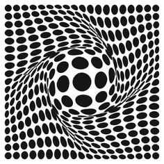 psychedelic artwork 70s black and white - Google Search