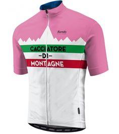 Morvelo Cacciatore di Montagne wielershirt - Wieleroutfits.nl | De grootste in wielerkleding en fietskleding!