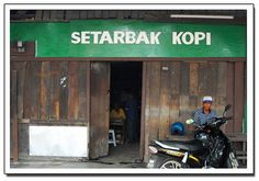 SETARBAK_KOPI - Gelas Kopi Indonesia - Indonesian Coffee Cup Shop