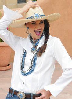 Denim Lapis by Rocki Gorman from Santa Fe, New Mexico