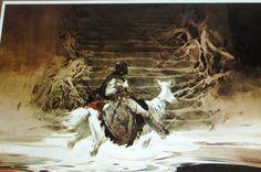 Prins op het witte paard?