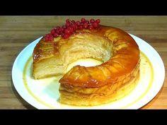 Receta Tarantela (Pudín con manzana). Loli Domínguez. Recetas de cocina. Paso a paso. Tutorial - YouTube Flan, Spanish Food, Spanish Recipes, Allrecipes, Sweet Recipes, Sausage, French Toast, Bakery, Deserts