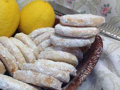 VÍKENDOVÉ PEČENÍ: Citronová kolečka